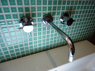 洗面:水栓金具